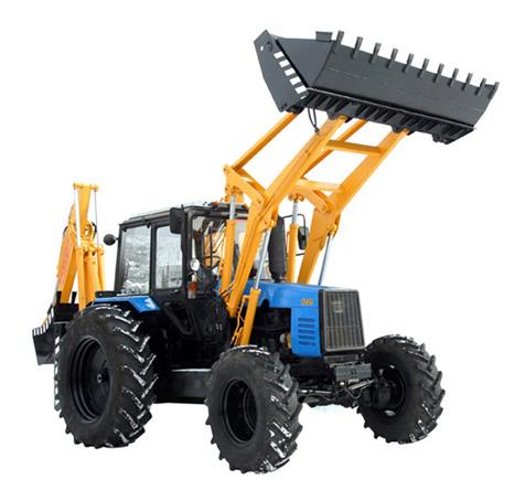 Аренда трактора МТЗ 82 в Москве   Цена за смену - 7 200 рублей